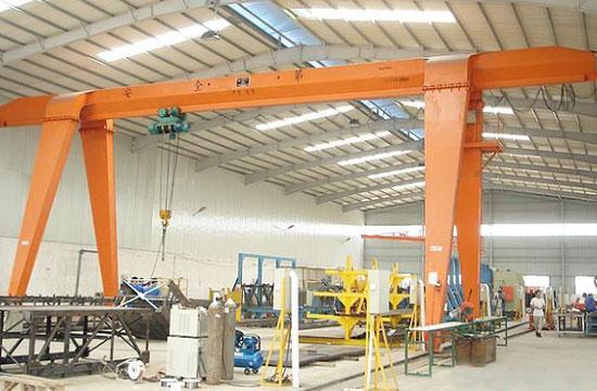 Single Girder Garage Gantry Crane