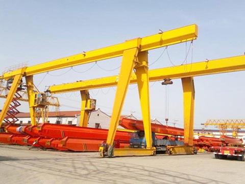 single girder electric gantry crane for sale