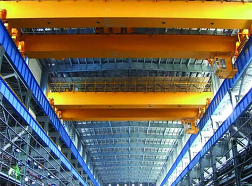 QB-explosion-proof-double-girder-overhead-crane